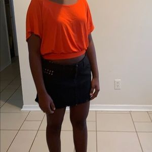 Studded Bene Mini skirt